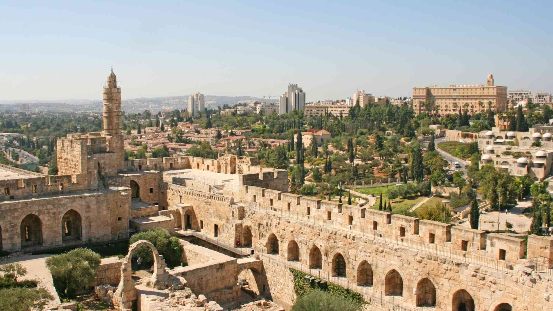 Real Estate in Israel