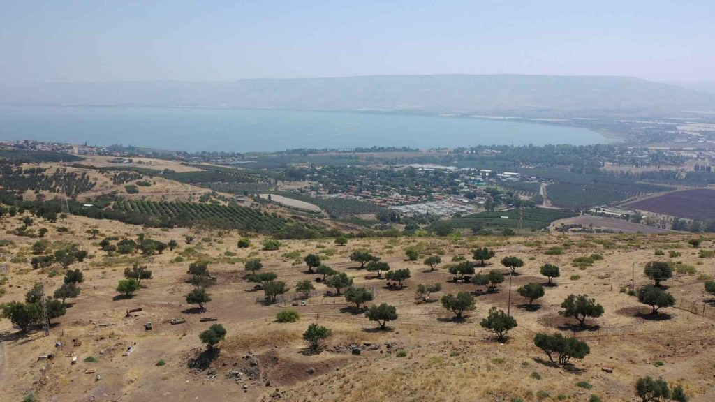 Land in Israel