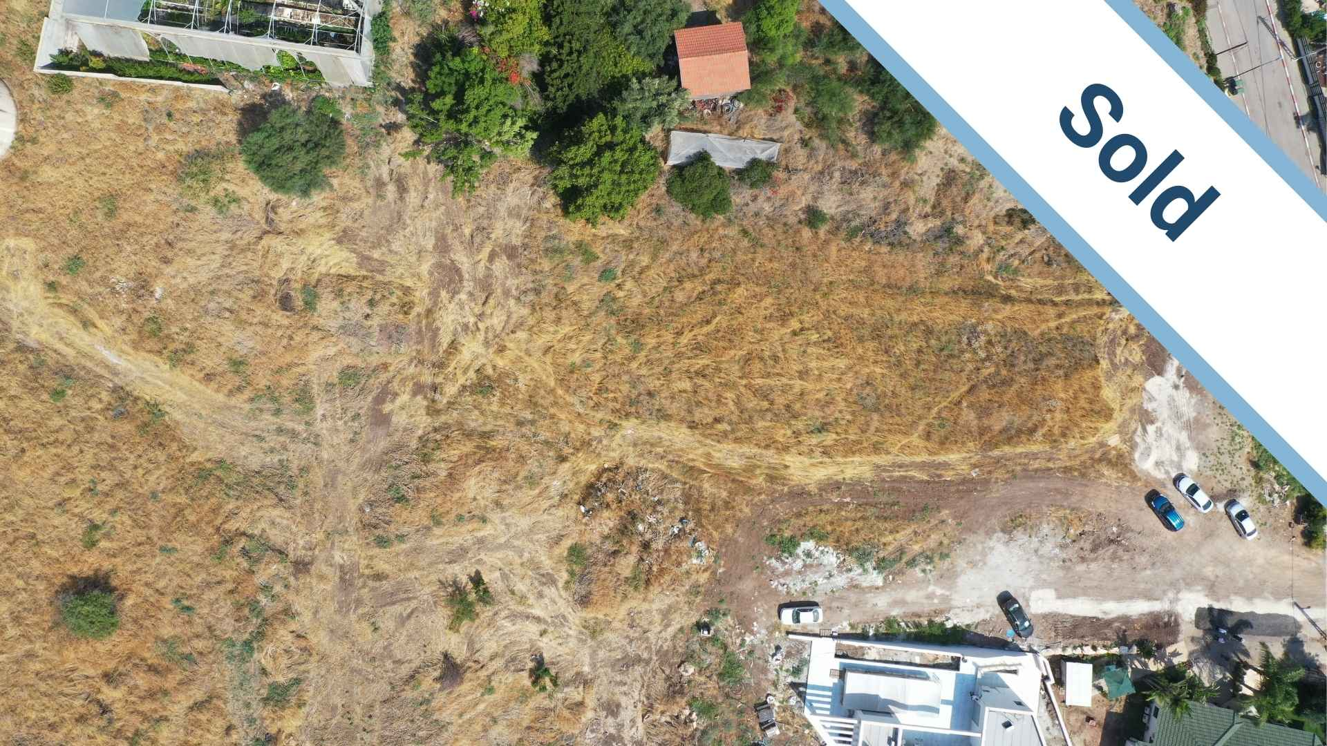 Land for sale in Israel for building